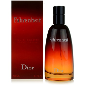 Christian Dior Dior Fahrenheit EDT for men 3.4 oz