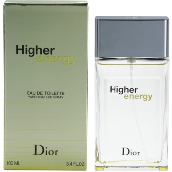 Christian Dior Dior Higher Higher Energy EDT for men 3.4 oz
