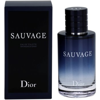 Christian Dior Dior Sauvage (2015) EDT for men 3.4 oz