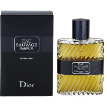 Christian Dior Dior Eau Sauvage Parfum (2012) EDP for men 3.4 oz