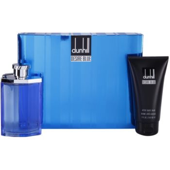 Alfred Dunhill Dunhill Desire Blue Gift Set II. EDT 3,4 oz + Aftershave Balm 5,1 oz
