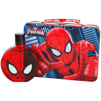 EP Line Ultimate Spider-man Gift Set I. Eau De Toilette 3,4 oz + Snack Box EPLSPUD_CSET15