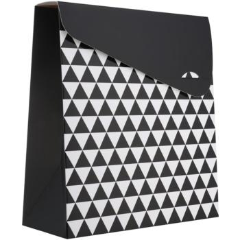 Giftino Gift Bag Geometry – Large (220 x 10 x 277 mm)