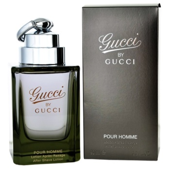 Gucci Gucci by Gucci Pour Homme After Shave Lotion for men 3 oz GUCBYGM_DASW30