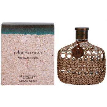 John Varvatos Artisan Acqua EDT for men 4.2 oz
