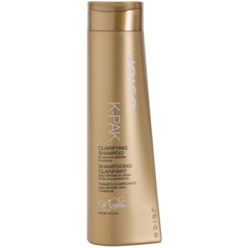 Joico K-PAK Clarify Shampoo (Clarifying Shampoo to Remove Chlorine & Buildup) 10 oz JOIKPFW_KSHA15