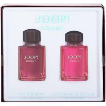 Joop! Homme Gift Set III. EDT 2,5 oz + Aftershave Water 2,5 oz