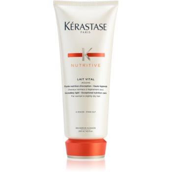 Kérastase Nutritive Lait Vital Nourishing Conditioner For Normal To Dry Hair  6.7 oz KERNUTW_KCND60