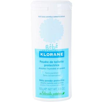 Klorane B+b+ Baby Powder Paraben Free  3.5 Oz