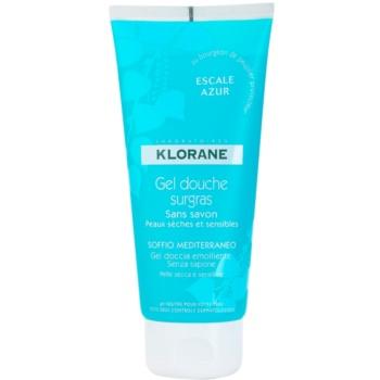 Klorane Hygiene et Soins du Corps Escale Azur Shower Gel (Shower Gel) 6.7 oz KLOHSAW_KSWG10