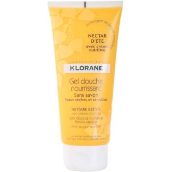 Klorane Hygiene et Soins du Corps Nectar d'été Nourishing Shower Gel  6.7 oz KLOHSNW_KSWG10