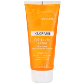 Klorane Hygiene et Soins du Corps Douceur Shower Gel (Sans Savon) 6.7 oz KLOHSRW_KSWG10