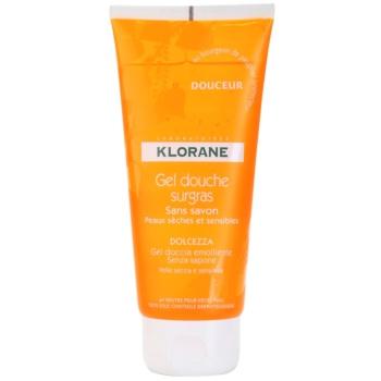 Klorane Hygiene et Soins du Corps Douceur Shower Gel  6.7 oz KLOHSRW_KSWG10