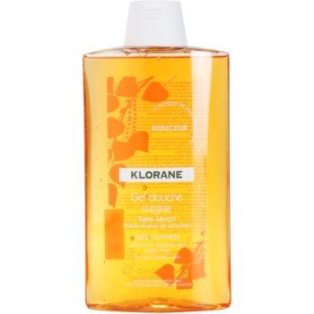 Klorane Hygiene et Soins du Corps Douceur Shower Gel (Sans Savon) 13.5 oz KLOHSRW_KSWG12