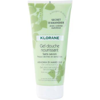 Klorane Hygiene et Soins du Corps Secret D'Amandier Nourishing Shower Gel (Nourishing Shower Gel) 6.7 oz KLOHSSW_KSWG10