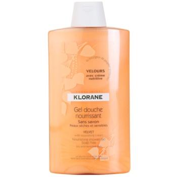 Klorane Hygiene et Soins du Corps Velours Nourishing Shower Gel (Nourishing Shower Gel) 13.5 oz KLOHSVW_KSWG12