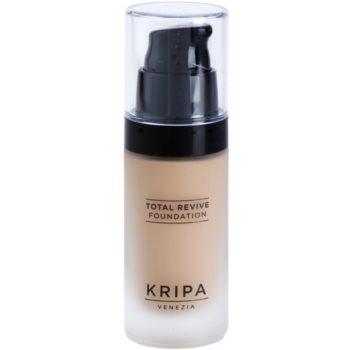 Kripa Total Revive Long - Lasting Liquid Foundation Color 40 Honey Beige  1 oz KRPTORW_KMUP40