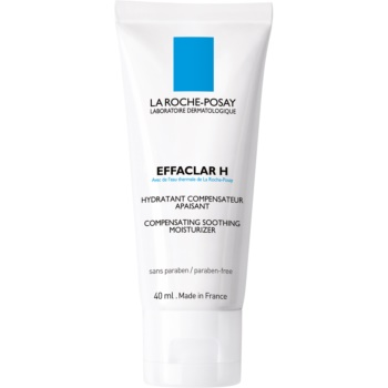 La Roche-posay Effaclar Soothing And Moisturizing Cream For Problematic Skin, Acne H  1.4 Oz