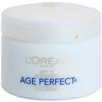 L'Oréal Paris Age Perfect Anti-Aging Moisturising Day Cream  SPF 15 2.47 oz LORAGPW_KDCR05