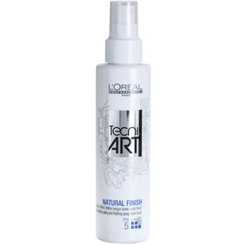 L'Oréal Professionnel Tecni Art Nude Touch Spray For Hold And Shining (Natural Finish) 5.0 oz LOPTANW_KSTL12