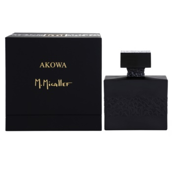 M. Micallef Akowa EDP for men 3.4 oz
