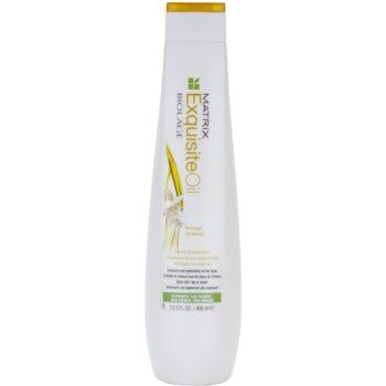 Matrix Biolage Exquisite Shampoo Paraben Free (Micro-Oil Shampoo) 13.5 oz MTXBEOW_KSHA30