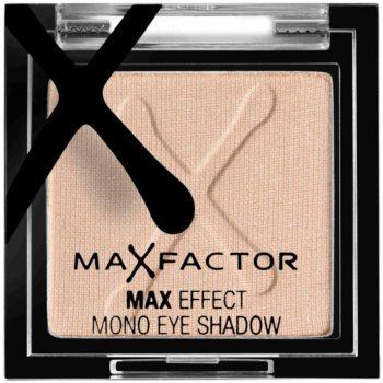 Max Factor Max Effect Mono Eye Shadow Color 02 Creme Champagne 0.1 oz MXFMONW_KEYS02