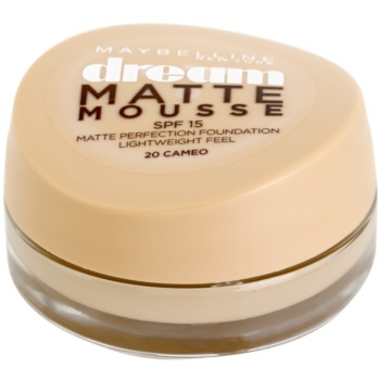 Maybelline Dream Matte Mousse Mattifying Make - Up Color 20 Cameo 0.6 oz MAYDMMW_KMUP20