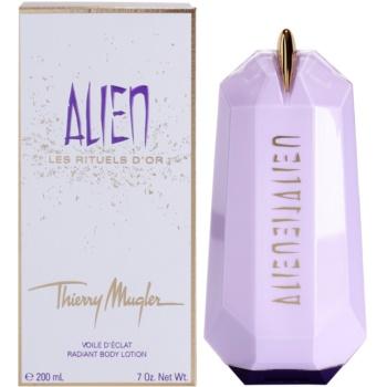 Mugler Alien Body Milk for Women 6.7 oz THMALIW_DBOL10