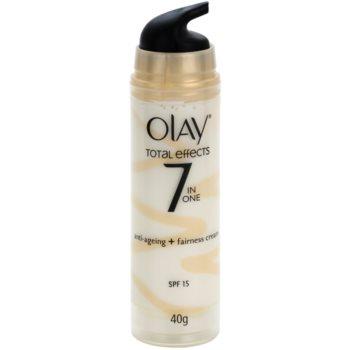 Olay Total Effects Smoothing Facial Serum With Moisturizing Effect SPF 20 (Moisturiser + Serum Duo) 1.4 oz OLATOTW_KFSR20
