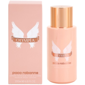 Paco Rabanne Olympea Body Milk for Women 6.7 oz PAROLPW_DBOL20