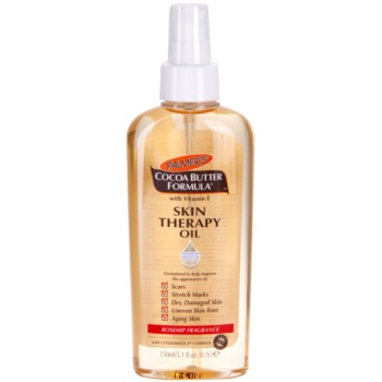 Palmer's Hand & Body Cocoa Butter Formula Multifunction Dry Oil for Face and Body with Rosehip Fragrance  5.0 oz PALHANW_KBOI40