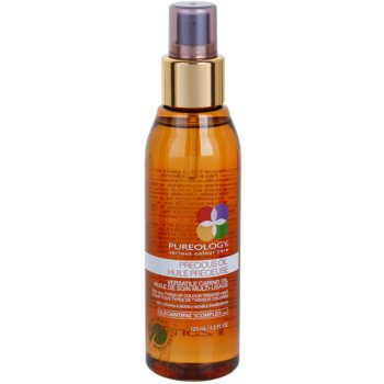 Pureology Precious Oil Skin Care Oil For Colored Hair (Versatile Caring Oil for All Types of Colour-Treated Hair) 4.2 oz PURPROW_KRGR10