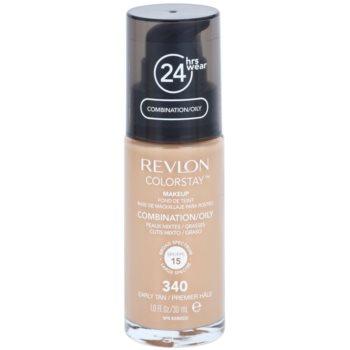 Revlon Cosmetics ColorStay™ Long-Lasting Mattifying Makeup SPF 15 Color 300 Golden Beige 1 oz RESCONW_KMUP82