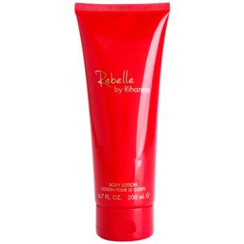 Rihanna Rebelle Body Milk for Women 6.7 oz RIHREBW_DBOL10
