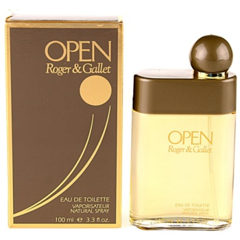 Roger & Gallet Open Eau De Toilette for men 3.4 oz ROGOPNM_AEDT10