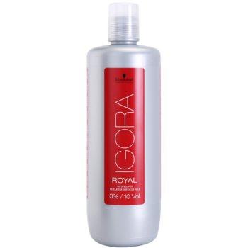 Schwarzkopf Professional IGORA Royal Activating Emulsion (Colorist´s Color & Care Developer 3% 10 Vol.) 34 oz SCWIGRW_KOXC10