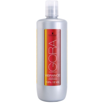Schwarzkopf Professional IGORA Vibrance Activating Emulsion (Developer Lotion 1,9% 6 Vol.) 34 oz SCWIVIW_KOXC10
