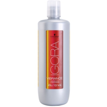 Schwarzkopf Professional IGORA Vibrance Activating Emulsion (Developer Lotion 4% 13 Vol.) 34 oz SCWIVIW_KOXC20