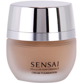 Sensai Cellular Performance Foundations Creamy Make - Up Color CF 13 Warm Beige SPF 15 (Cream Foundation) 1 oz SENCEFW_KMUP13
