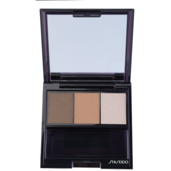 Shiseido Eyes Luminizing Satin Trio Eye Shadow Color BR 307 Strata 0.1 oz SHIECTW_KEYS10