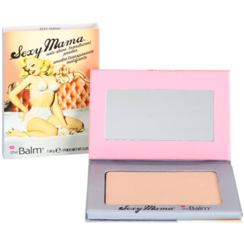 theBalm Sexy Mama Invisible Mattifying Powder (Anti-Shine Translucent Powder) 0.24 oz TBASMAW_KPWD10