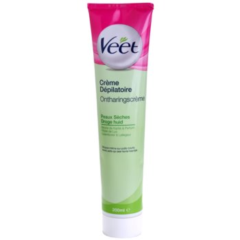 Veet Depilatory Cream Hair Removal Cream For Dry Skin 6.7 oz VEEDECW_KLCR10