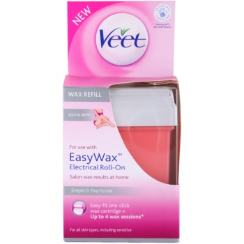 Veet EasyWax Wax Refill For All Types Of Skin 1.7 oz VEEEAWW_KWAX20