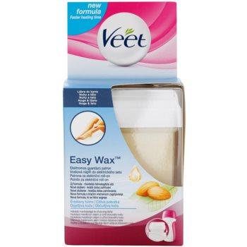 Veet EasyWax Wax Content For Sensitive Skin  1.7 oz VEEEAWW_KWAX30