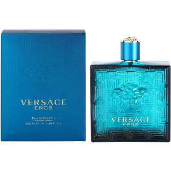 Versace Eros EDT for men 6.7 oz