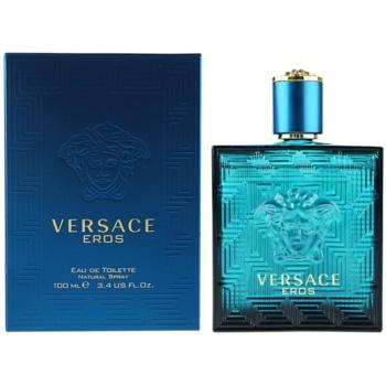 Versace Eros EDT for men 3.4 oz
