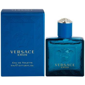 Versace Eros EDT for men 0.2 oz