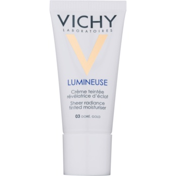 Vichy Lumineuse Radiance Toning Cream For Normal To Mixed Skin Color 03 Gold/Doré  1 oz VCHLUMW_KMUP61