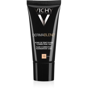 Vichy Dermablend Corrective Foundation SPF 35 Color 15 Opal  1 oz VCHDBLW_KMUP30